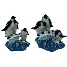 Pinguino Poly x 3  11x13Cm (110166)